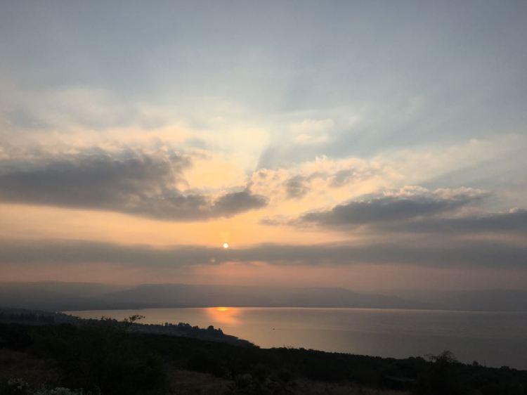 sunrise round